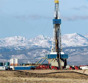 HYDRAULIC FRACKING WYOMING