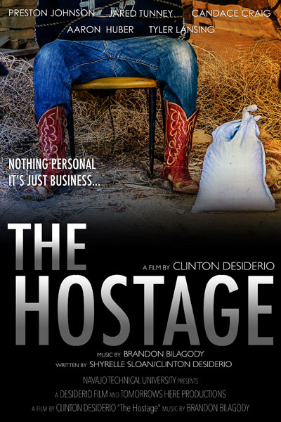 THE HOSTAGE BY CLINTON DESIDERIO