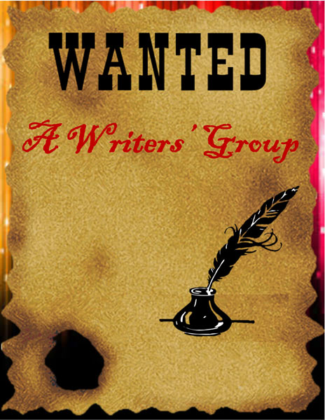 TIPS FOR FORMING A WRITERS GROUP